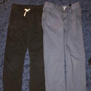 Boys H&M pants size 6-8